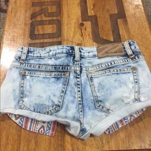 Zana Di Shorts - Jean Shorts